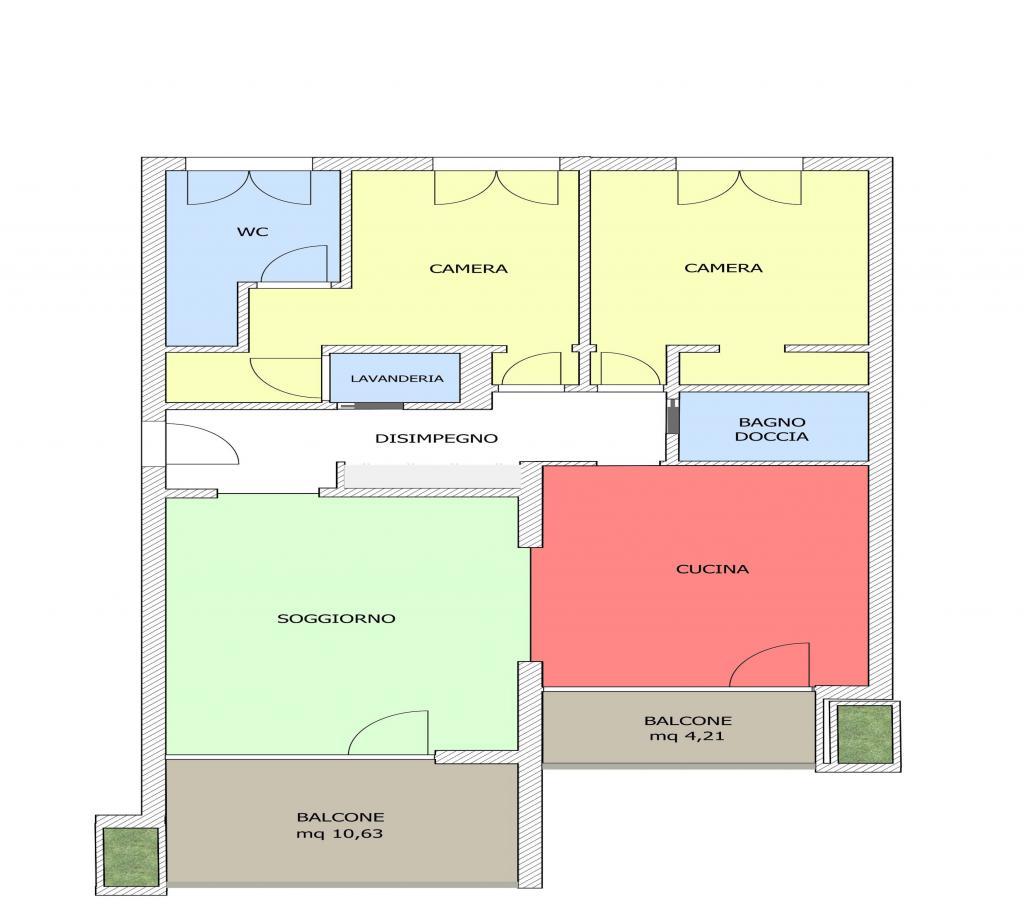 Appartamento 3 locali in Vendita a Lugano - Foto 5