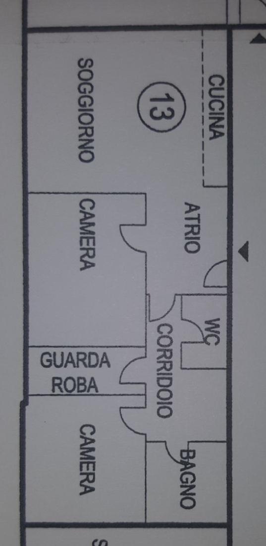 Appartamento 4 locali in Vendita a Maroggia - Foto 8